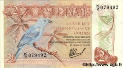 2 1/2 Gulden SURINAM  1978 P.118b NEUF