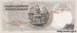 50 Lira TURQUIE  1970 P.188 NEUF