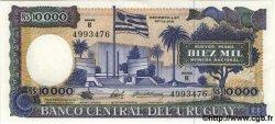 10000 Nuevos Pesos URUGUAY  1987 P.067b NEUF