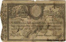 10000 Reis PORTUGAL  1798 P.005 B+