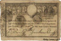 20000 Reis PORTUGAL  1799 P.015 TB à TTB