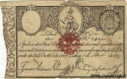 2400 Reis PORTUGAL  1807 P.-- TB