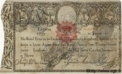 10000 Reis PORTUGAL  1799 P.031b TB