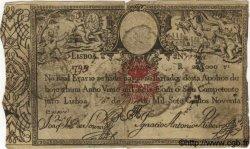 20000 Reis PORTUGAL  1798 P.- TB