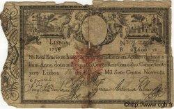 2400 Reis PORTUGAL  1798 P.034 AB