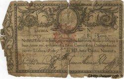 1200 Reis PORTUGAL  1799 P.-- AB