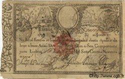10000 Reis PORTUGAL  1798 P.040 TB+