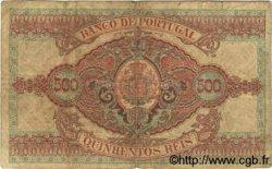500 Reis PORTUGAL  1900 P.072 pr.TTB