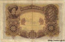 10000 Reis PORTUGAL  1904 P.081 TB à TTB