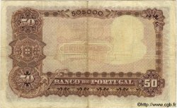 50000 Reis PORTUGAL  1910 P.085 TTB