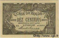 10 Centavos PORTUGAL  1917 P.093a NEUF