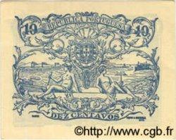 10 Centavos PORTUGAL  1917 P.095c SPL