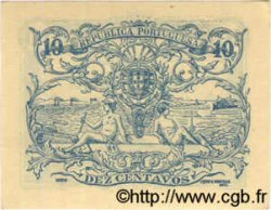 10 Centavos PORTUGAL  1917 P.095c NEUF
