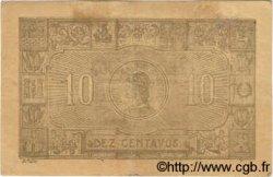 10 Centavos PORTUGAL  1917 P.096 TTB