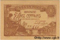 10 Centavos PORTUGAL  1917 P.096 NEUF