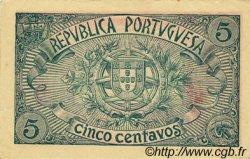 5 Centavos PORTUGAL  1918 P.098 SUP+