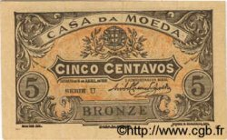 5 Centavos PORTUGAL  1918 P.099 SUP