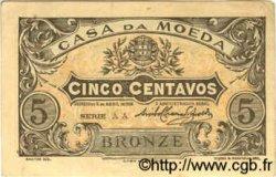 5 Centavos PORTUGAL  1918 P.099 TTB