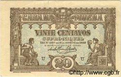 20 Centavos PORTUGAL  1922 P.100 TTB+