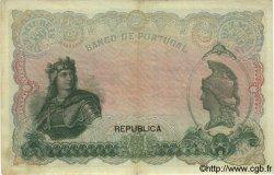 10000 Reis PORTUGAL  1910 P.108a TTB