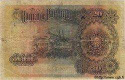 20 Escudos PORTUGAL  1920 P.118 TB