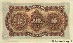 10 Escudos PORTUGAL  1925 P.134 SUP+