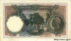 500 Escudos PORTUGAL  1932 P.147 TTB+ à SUP