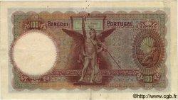 100 Escudos PORTUGAL  1935 P.150 TTB+