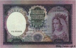 1000 Escudos PORTUGAL  1961 P.166 pr.SUP