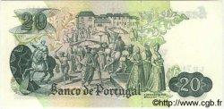 20 Escudos PORTUGAL  1971 P.173 NEUF