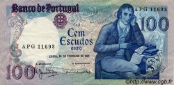 100 Escudos PORTUGAL  1981 P.178b TTB+