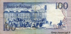 100 Escudos PORTUGAL  1985 P.178d TTB