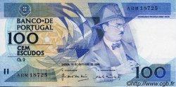 100 Escudos PORTUGAL  1986 P.179a pr.NEUF