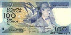 100 Escudos PORTUGAL  1987 P.179d NEUF