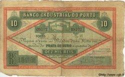 10000 Reis PORTUGAL  1880 PS.181 TB à TTB