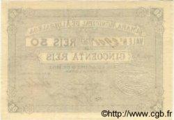 50 Reis PORTUGAL  1891  NEUF