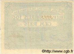 100 Reis PORTUGAL Aldegalega 1891  pr.NEUF