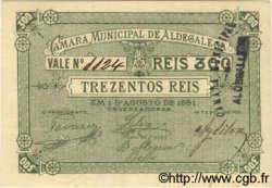 300 Reis PORTUGAL  1891  NEUF
