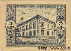 5 Centavos PORTUGAL  1920  SPL