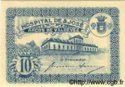 10 Centavos PORTUGAL Arcos De Valdevez 1920  pr.NEUF