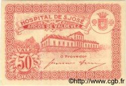 50 Centavos PORTUGAL Arcos De Valdevez 1920  pr.NEUF