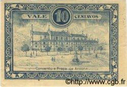 10 Centavos PORTUGAL  1921  SUP
