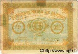 4 Centavos PORTUGAL  1921  TB