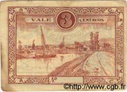 3 Centavos PORTUGAL  1921  TTB