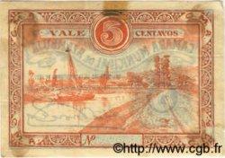 5 Centavos PORTUGAL  1921  TB+