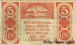 5 Centavos PORTUGAL  1922  TTB