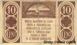 10 Centavos PORTUGAL Barcellos 1922  TTB
