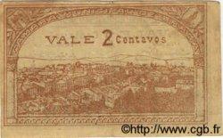 2 Centavos PORTUGAL Braga 1920  TTB