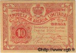 10 Centavos PORTUGAL  1920  SUP