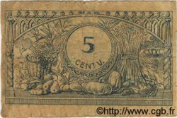 5 Centavos PORTUGAL  1918  B à TB